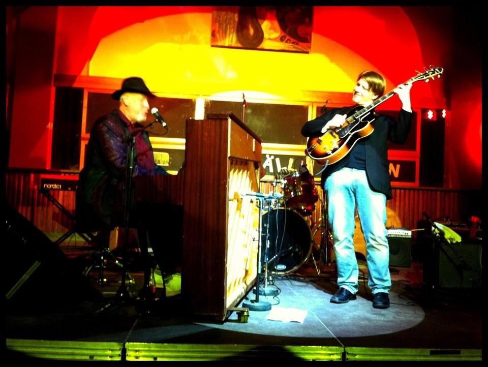 Måns Persson & Gottlow Jazz Duo
