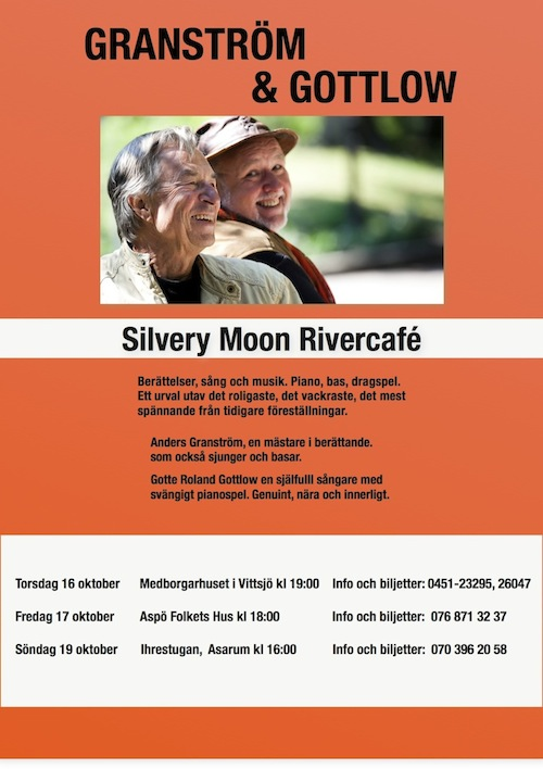 G&G Silvery Moon River Café Aff webb